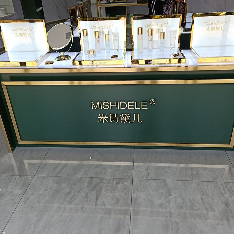 柜台式展柜